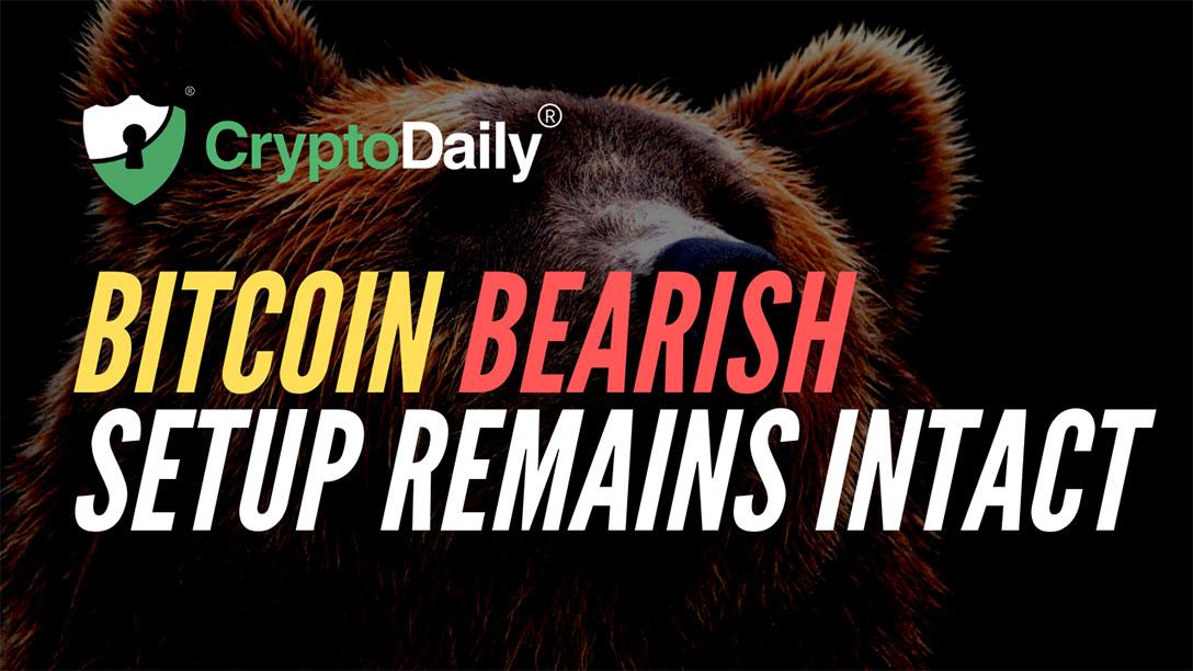 Bitcoin (BTC) Bearish Setup Still Remains Intact