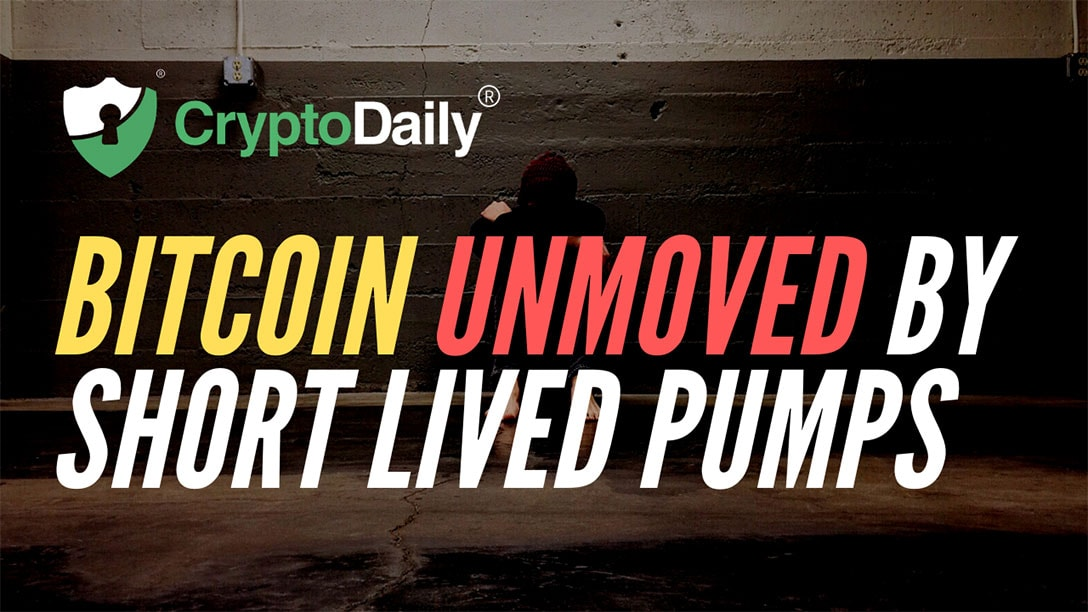Bitcoin (BTC) Unmoved By Short Lived Pumps
