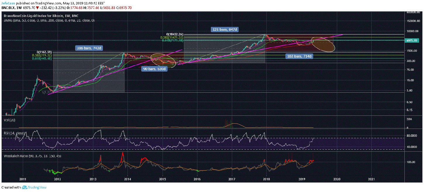 Bitcoin (BTC) Could Fall At Least 60% From Current Levels