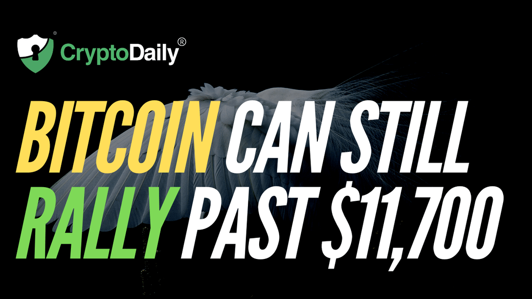Bitcoin Can Still Rally Past $11,700