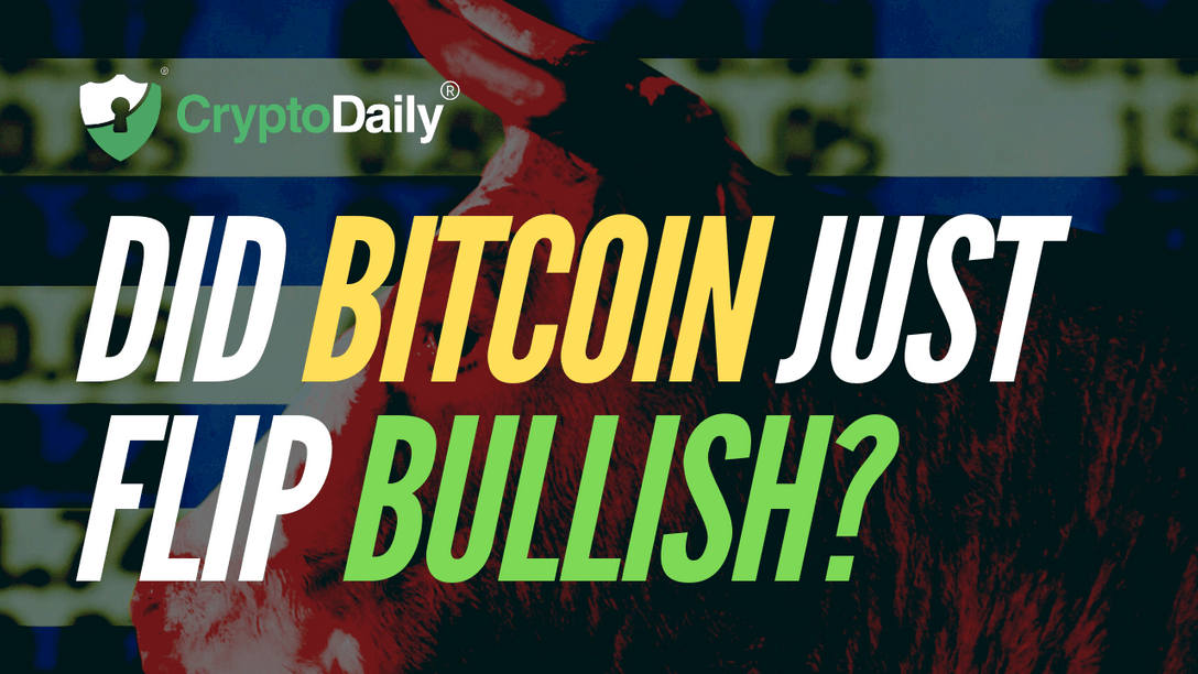 Did Bitcoin Just Flip Bullish?
