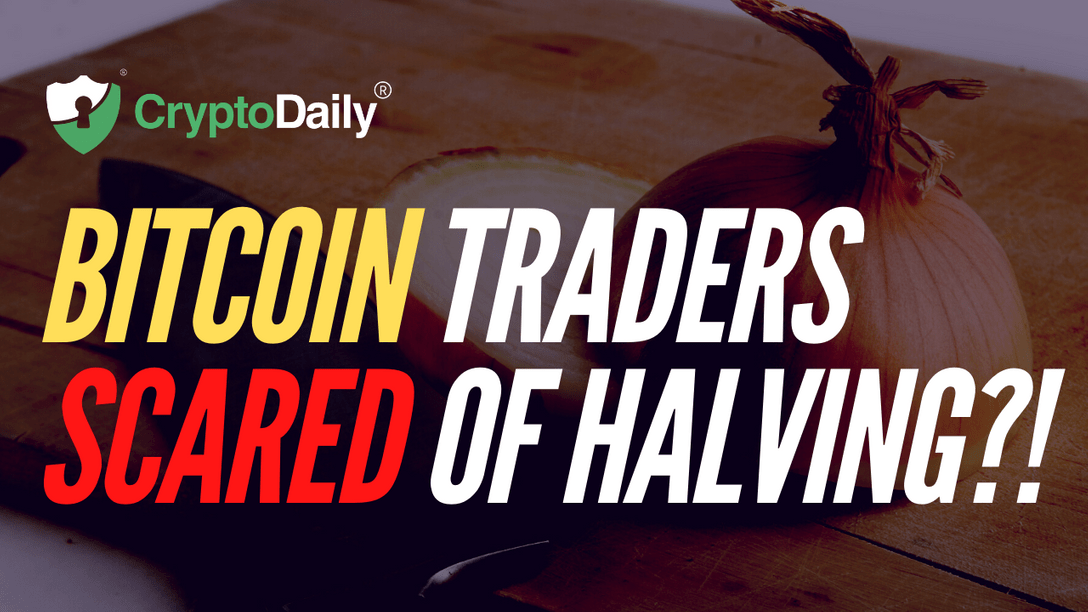 Bitcoin Traders Scared Of Halving?!