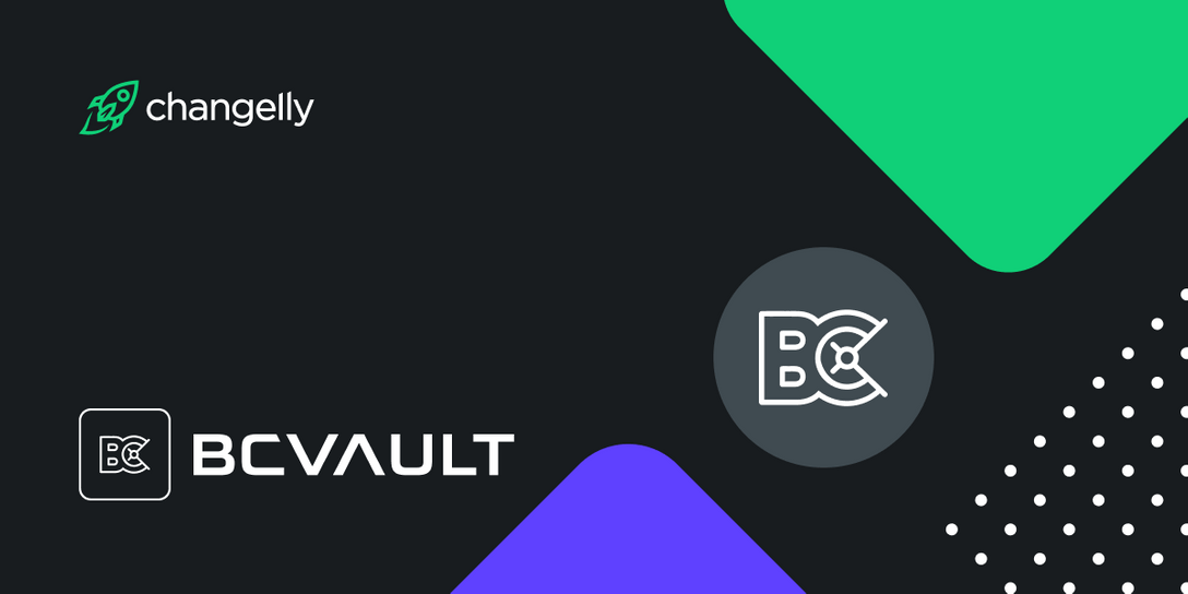 Changelly to equip BC Vault hardware wallets with its instant swapping solution