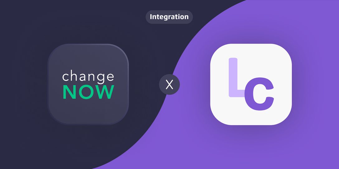LocalCryptos Integrates Inbuilt Crypto-To-Crypto Exchanges, Powered by ChangeNOW