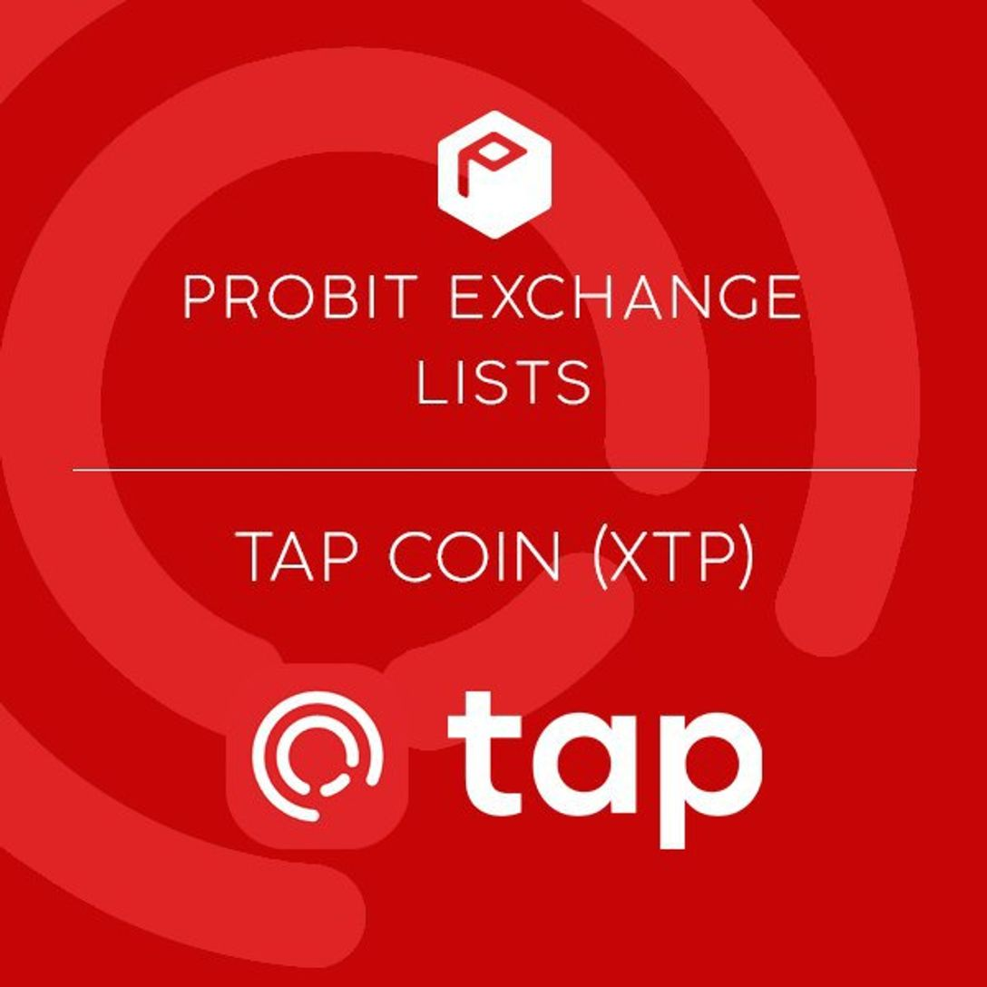 Global Financial Platform Tap Coin Launches Trading on ProBit Exchange to Expand its Crypto-Fiat Services