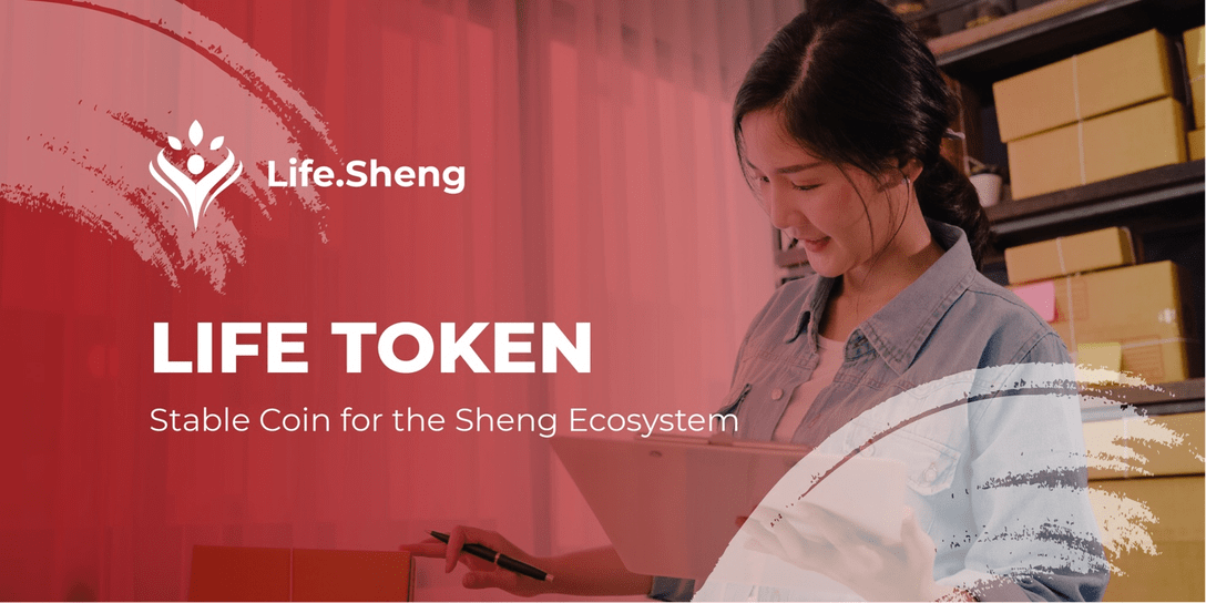 ShengWorld Launches LIFE Stable Coin
