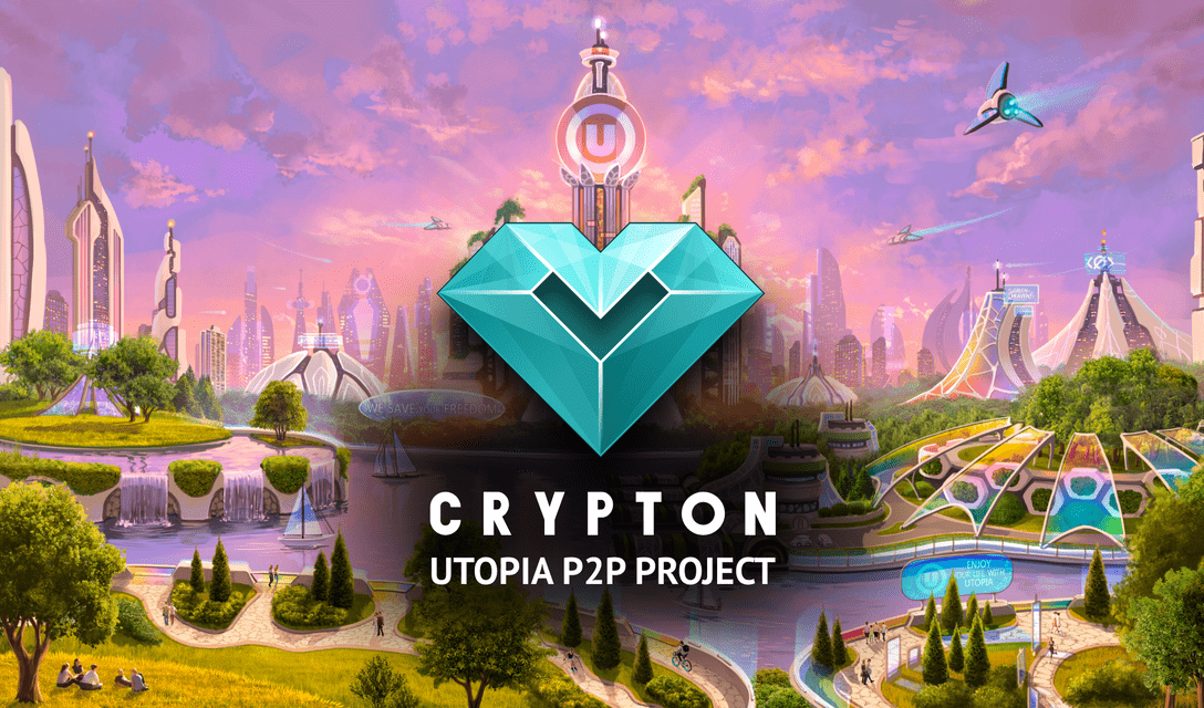 Invest in the future with Crypton – the Utopia vision