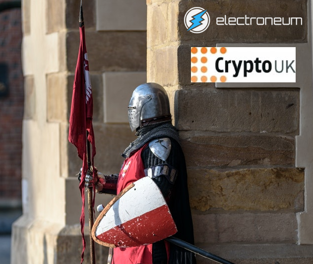 Electroneum Knighted Seventh Executive Member Of Esteemed CryptoUK Board