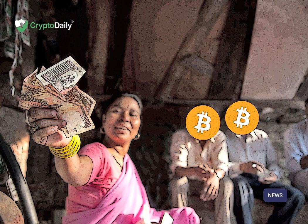 Could Bitcoin Destabilise India's Rupee