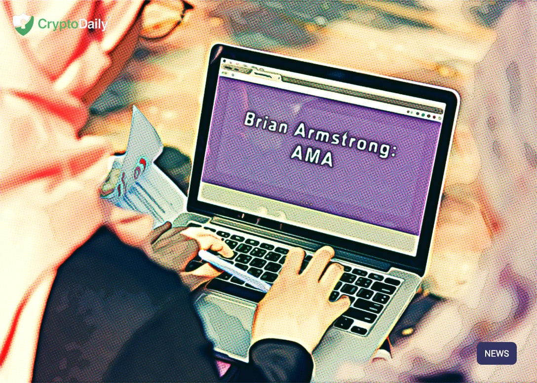 Coinbase CEO Brian Armstrong Reflects On His Role In The Bitcoin Community During AMA