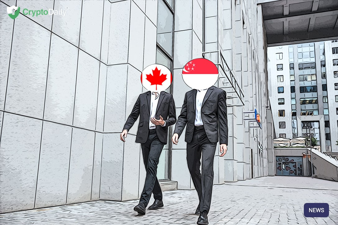 JP Morgan Chase Assists Canadian & Singapore Banks in Blockchain