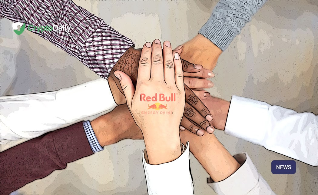 Red Bull Take On Exciting New Cryptocurrency Sponsorship