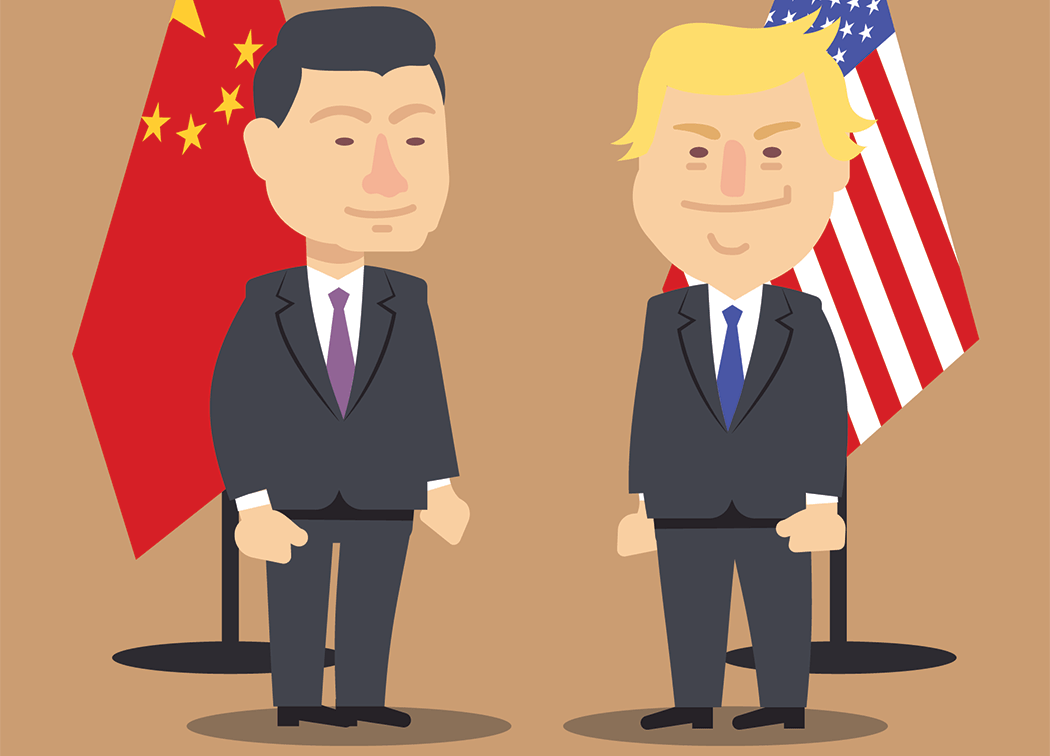 As Trump And China War Over Intellectual Property Violations, Could One Startup Offer The Solution?