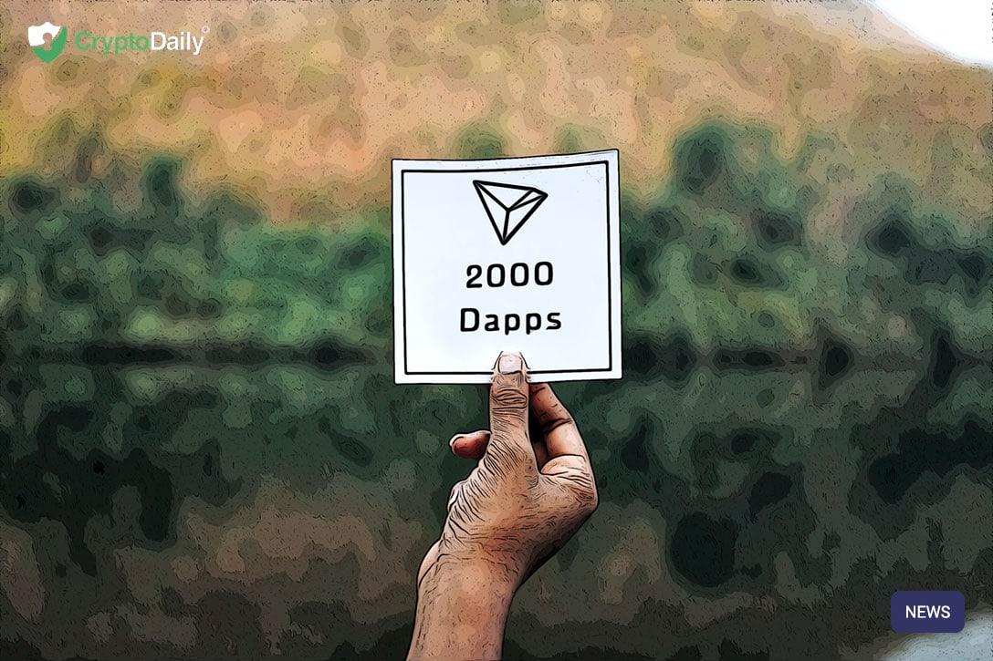Justin Sun Wants 2000 dApps on TRON Blockchain By EOY