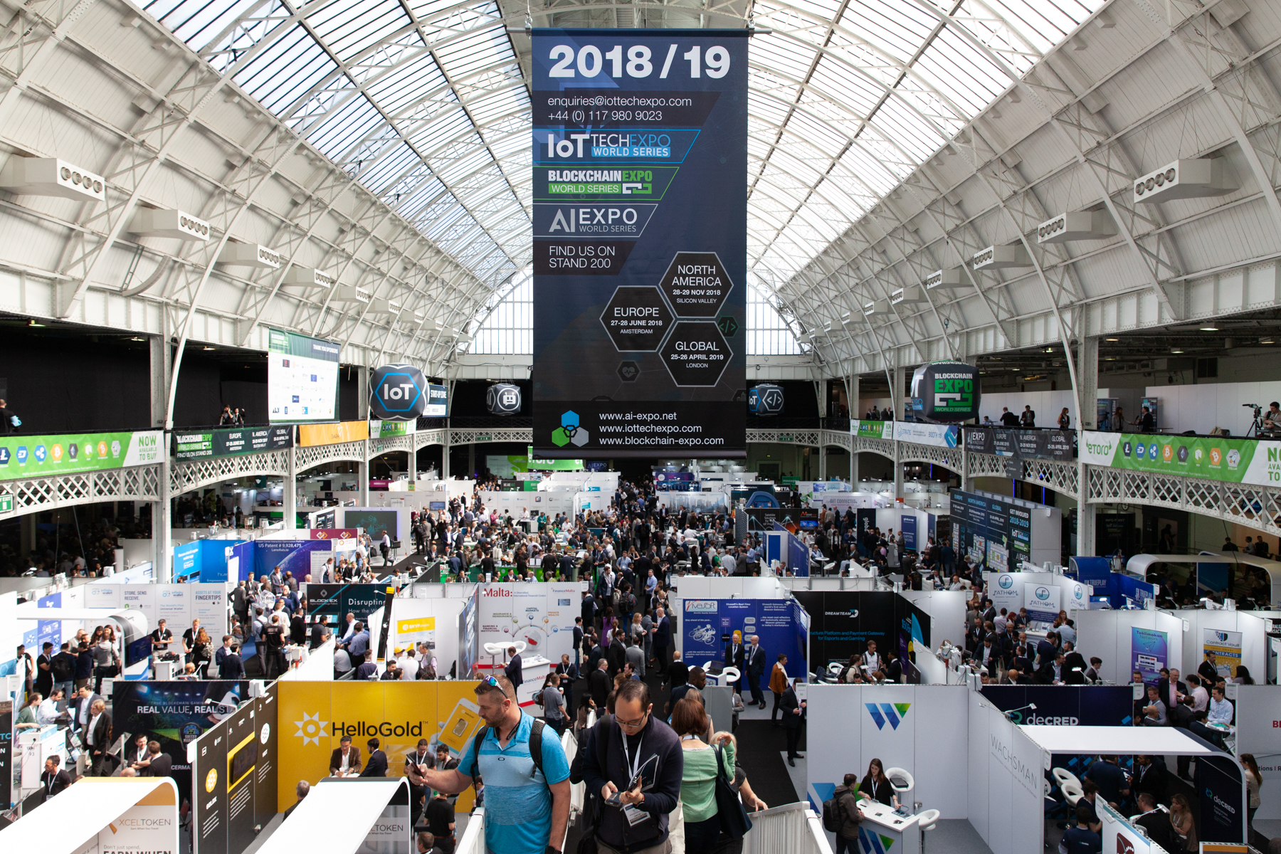 Blockchain Expo Global London 2019