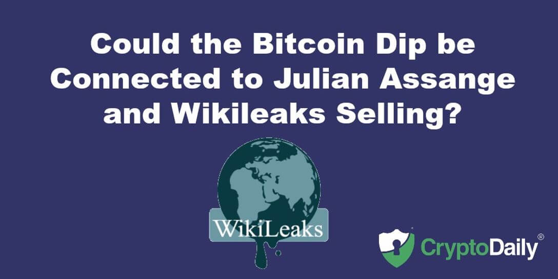 Could the Bitcoin Dip be Connected to Julian Assange and Wikileaks Selling?