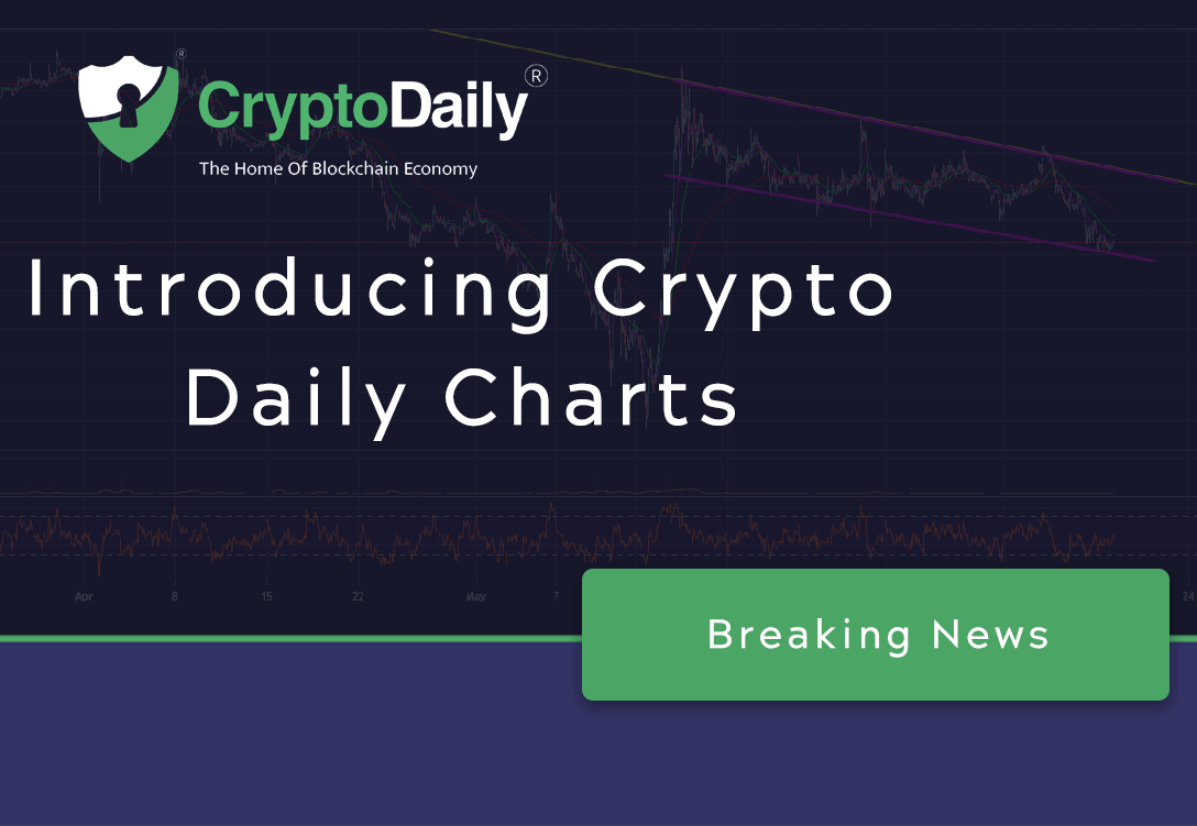 CryptoDaily Launches Cryptocurrency Charts
