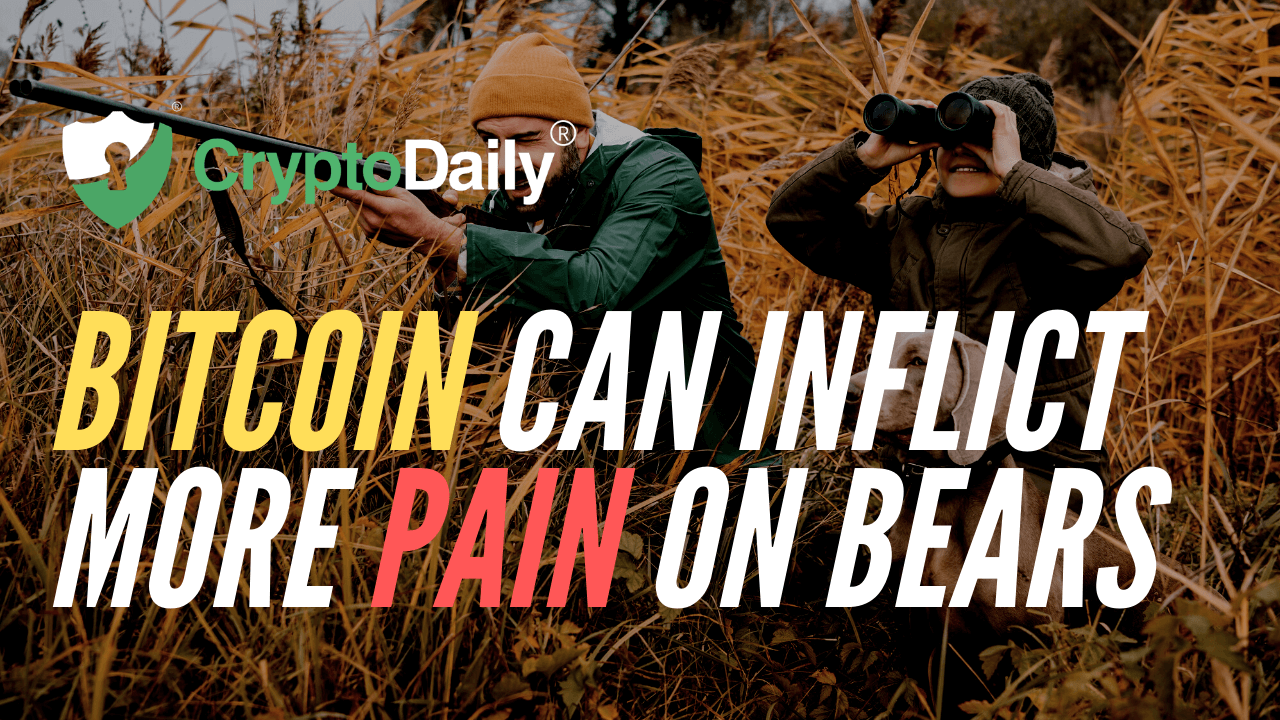 Bitcoin Can Inflict More Pain On Bears