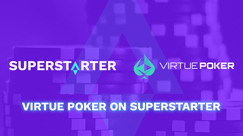 Virtue Poker Joins SuperFarm To Launch IDO