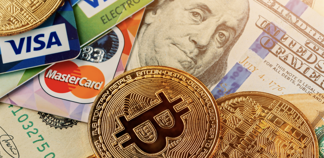 Visa says digital payments such as cryptocurrency can disrupt $18 trillion annual consumer spending